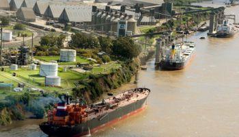 El embarque de granos se verá afectado por un paro de trabajadores portuarios