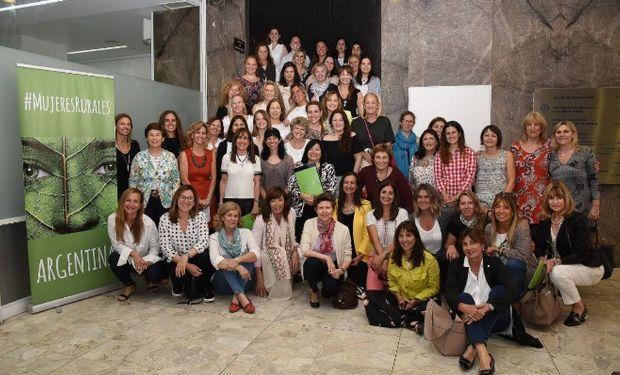 Nuevo encuentro de Mujeres Rurales en Buenos Aires.