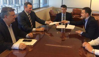 Firman acuerdo para potenciar el financiamiento de startups