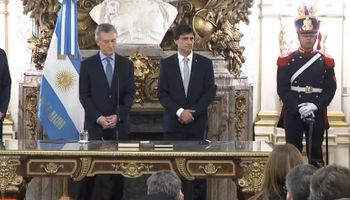 Macri pidió a Lacunza que se enfoque en reducir las incertidumbres