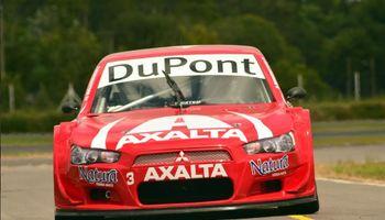 DuPont Agro, Main Sponsor de Rafael Morgenstern en el TR V6