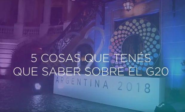 Los líderes globales tienen cita en Buenos Aires.