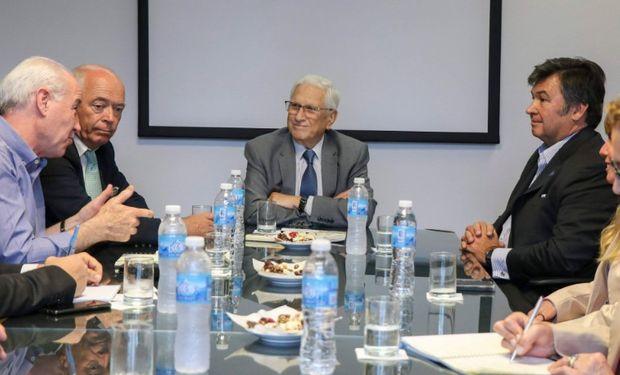 El INDEC se reunió con las autoridades de la Sociedad Rural Argentina para evaluar la evolución del Censo Agropecuario.