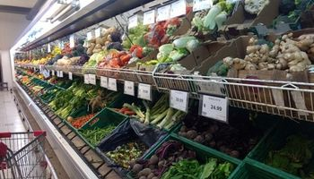 La brecha de precios en alimentos entre la góndola y el campo aumentó más de un 6 %