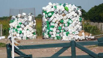 Avanza la modificación de la ley de envases de fitosanitarios: cómo serán las multas