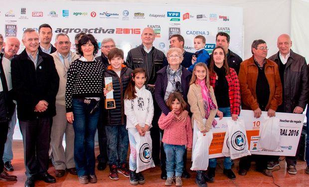 El premio a la Familia Rural del Año se ha transformado en uno de los momentos más emotivos en cada edición de AgroActiva.