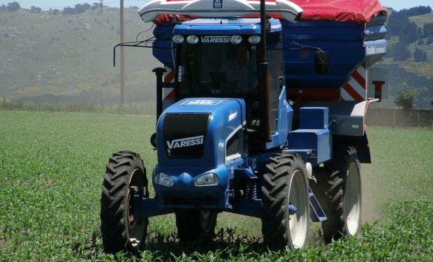 El sistema permite reducir costos de fertilizantes, aumentar la producción por hectárea y tener un menor impacto ambiental.