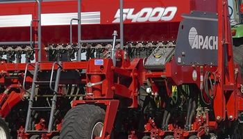 Apache apuesta a seguir creciendo en el mercado de maquinaria agrícola