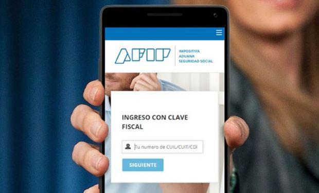 AFIP implementó una nueva modalidad de cancelación de impuestos.