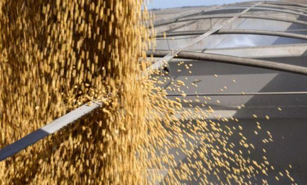 El USDA informó exportaciones semanales de Estados Unidos.