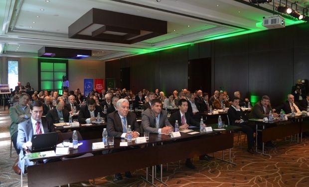 El Salón Posadas del Hotel Park Hyatt de Buenos Aires fue el escenario que reunió a los referentes del sector.