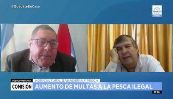 Pesca ilegal: la oposición se retiró de la Comisión de Agricultura al considerar inválida la media sanción del proyecto