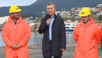 """Macri ratificó el rumbo del Gobierno: """"Este es el camino, no hay otro, es por acá"""""""