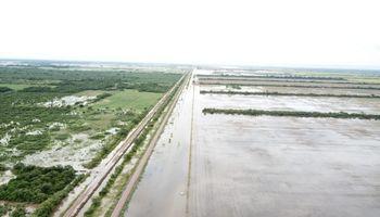 Las lluvias seguirán presentes en el centro del litoral y el norte del país hasta el sábado