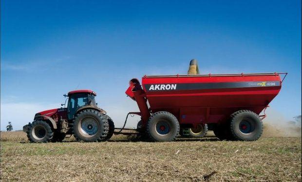 En el stand de AKRON se podrá ver su línea completa de equipos, encabezada por las máquinas más demandadas.
