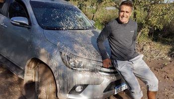 Grandes fortunas: Gabriel Batistuta presentó un pedido para no pagar el aporte solidario