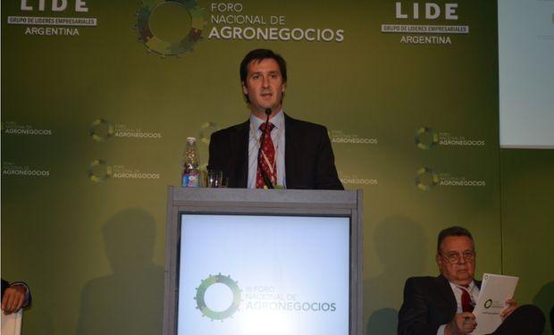 Carlos Beute, Gerente de Negocios Agropecuarios en HSBC Bank Argentina.