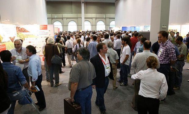 El Congreso Tecnológico CREA que se desarrolló en Mar del Plata, Rosario y Santiago del Estero de manera simultánea.
