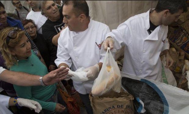 """""""Si el panadero ajusta solamente la harina, el pan debería haber aumentado de diciembre a la fecha $ 6"""", destacó el presidente de Faim."""
