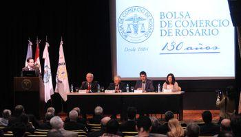 Destacados analistas debatieron en la BCR sobre los desafíos de Transporte y Logística