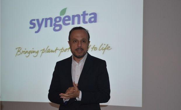 Antonio Aracre, Director Regional de Syngenta para América Latina