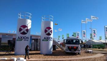 AXION energy se lanzó al mundo Agro en AgroActiva