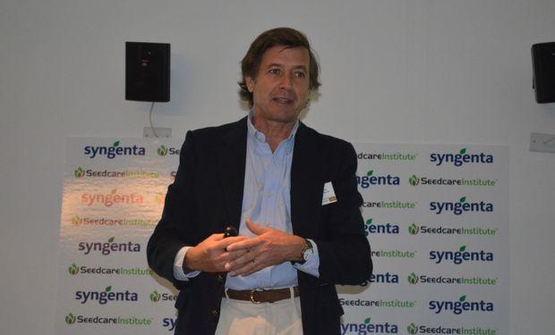 Carlos Becco, director de la Unidad de Negocios de Seedcare para Latinoamérica Sur