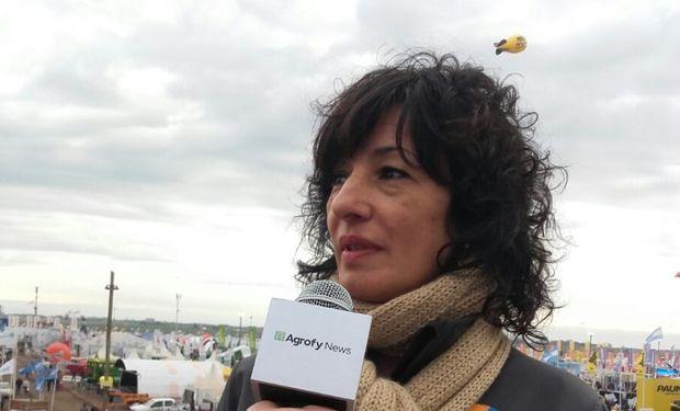 Rosana Nardi, presidente de Agroactiva.