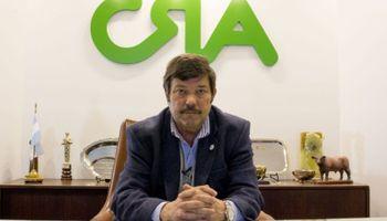 """Mensaje de CRA al Gobierno: """"El campo cumple"""""""