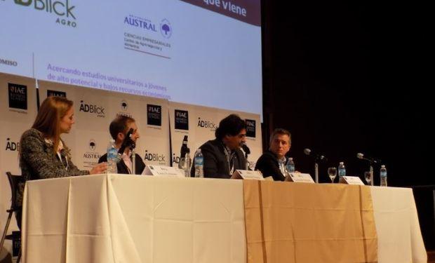 Segundo panel de Argentina Visión 2020/40.