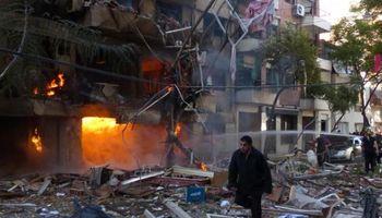 Rosario: seis muertos por la explosión