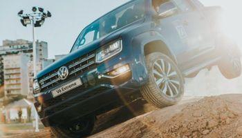 Volkswagen Argentina en La Rural de Palermo