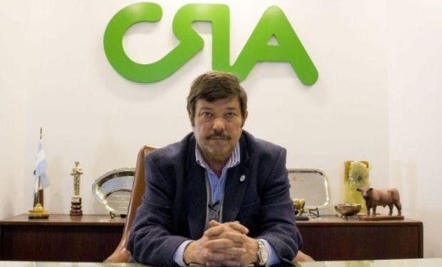 """CRA: """"No preocupa que sea el Fondo Monetario Internacional quien sale a socorrer a la Argentina para dar estabilidad""""."""