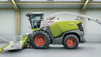 CLAAS presenta nuevas series de cosechadoras y picadoras