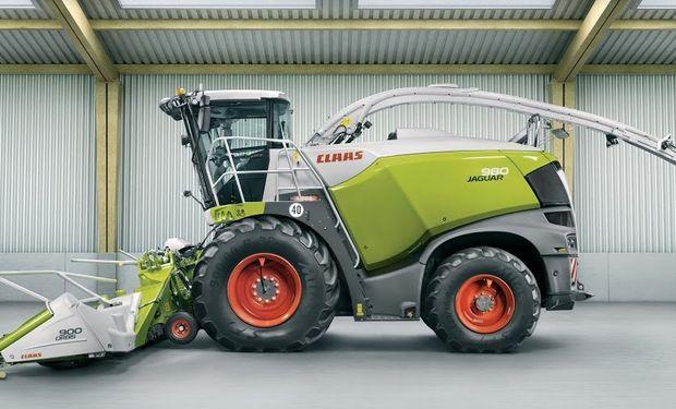 La marca presenta la nueva serie 498 de su picadora JAGUAR 900.