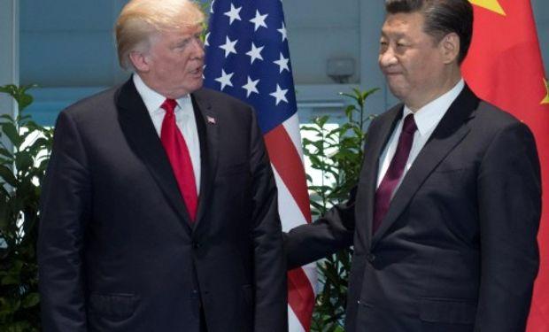 El presidente norteamericano Trump anunció hoy la imposición de aranceles a productos provenientes del gigante asiático.