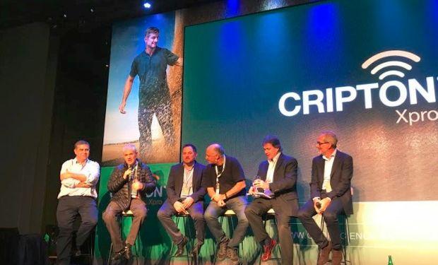 Lanzamiento de Cripton Xpro en Mar del Plata.
