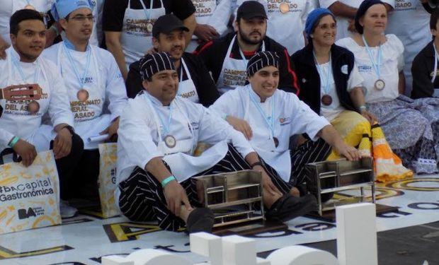 2° Campeonato Federal Del Asado.