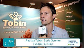 Tobin apuesta fuerte a la innovación