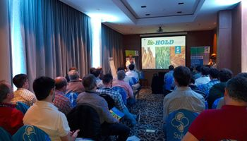 Bio Hold: un nuevo fertilizante antiestrés que estimula el desarrollo de cultivos