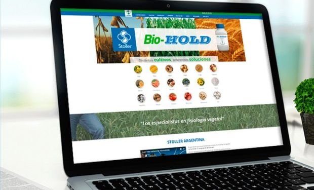 La nueva web, permite descargar todo tipo de información sobre Stoller.