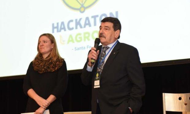 Hackaton agro en la BCR.