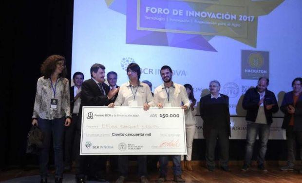 Ganadores del Foro de Innovación.