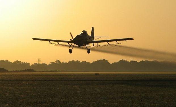 Cuál es el rol de los aeroaplicadores en  las buenas prácticas agrícolas.