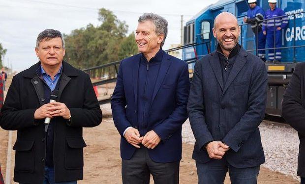 Con la reactivación del Belgrano Cargas se generarán 10.000 empleos.