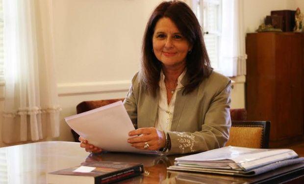 Es la primera vez en los 113 años de la institución que una mujer ocupa su máximo cargo jerárquico.
