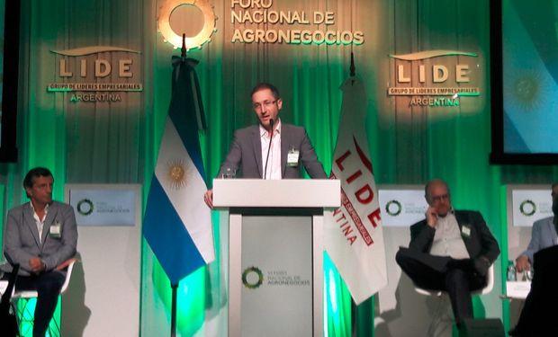 VI Foro Nacional de Agronegocios organizado por LIDE Argentina.