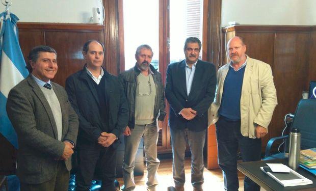 La Cámara Argentina de Semilleros Multiplicadores (Casem) se reunió con el jefe de Gabinete del Ministerio de Agroindustria de la Nación, Daniel Asseff, y con el presidente del Inase, Raimundo Lavignolle.