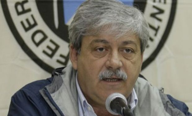 Buzzi criticó a la mesa de diálogo de Río Gallegos