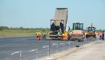 El consumo de asfalto vial continúa alcanzando cifras históricas